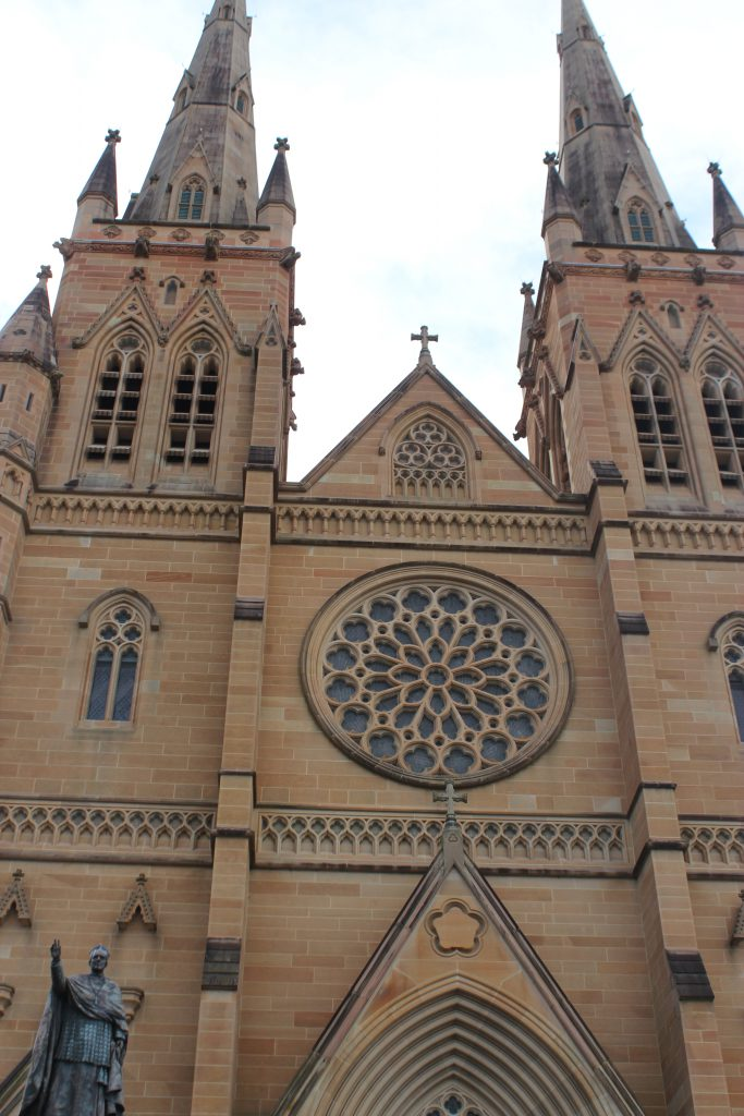 St. Marys Cathedral Sydney