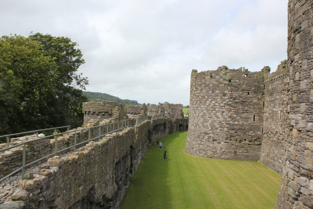Beaumaris Castle 4