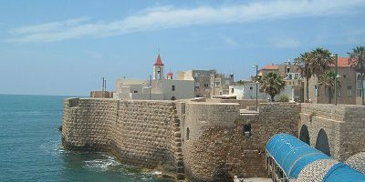 The Siege Of Acre